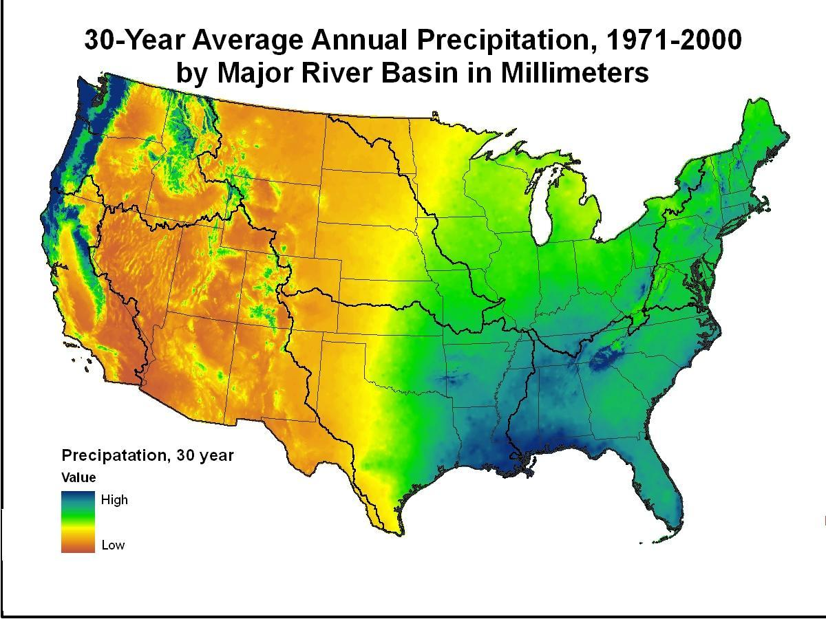 US annual rainfall map - Annual rainfall map USA (Northern ... on relative humidity map of the us, satellite imagery of the us, land map of the us, ocean map of the us, rainfall map usa, snow cover map of the us, current weather map of the us, environment map of the us, time map of the us, topographic map of the us, drought map of the us, representatives of the us, level map of the us, rainfall map germany, fire map of the us, snowfall map of the us, mountains map of the us, heat map of the us, rainfall map china, rainfall map united states,
